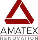 Amatex rénovation - logo - h140px