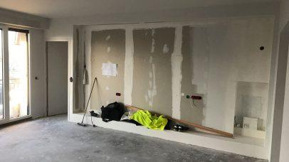 Amatex Rénovation - Appartement - Bauches
