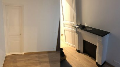 Amatex Rénovation - Appartement - Dantzig - Paris 15