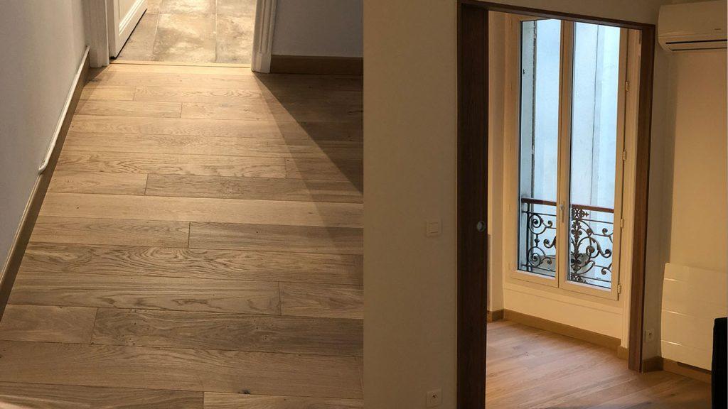 Amatex Rénovation - Appartement - Dantzig - Paris 15