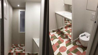 Amatex Rénovation - Appartement - Rue Pergolèse - Paris