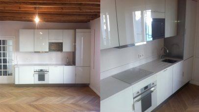 Amatex Rénovation - Appartement - Rue de Longchamps - Paris