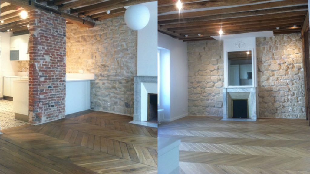Amatex Rénovation - Appartement - Rue de Longchamps - Paris
