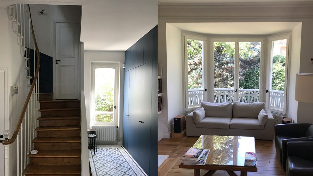 Amatex Rénovation - Maison - Vaucresson